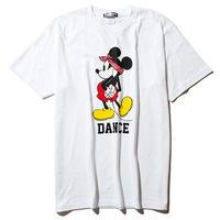 ダンスミッキーマウスTシャツ2017 Ver(白)