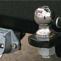 ハイエース 200系 標準 1~5型 2インチヒッチボール&配線コネクターキット フィッシングモンキー/FISHING MONKEY