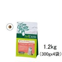 猫 1.2kg アボ・ダーム キャット ツナ&ロブスター with カニ【0577】