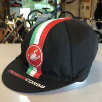 CYCLE CAP Castelli  PARFORMANCE  ROSSO CORSA
