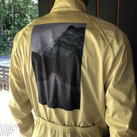 WIND SHIELD JACKET   LIGHT YELLOW