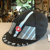 CYCLE CAP Castelli  HORS CATEGORIE BLACK