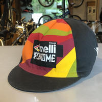 CYCLE CAP Cinelli TEAM CHROME LIMITED
