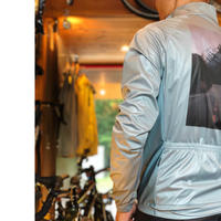 WIND SHIELD JACKET  LIGHT GRAY 【SALE 50%OFF 】