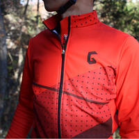 WINTER SHIELD JACKET【PRIZM】RED