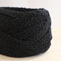 黒の羽織・交織2m(2006072)