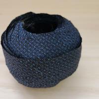 藍色の亀甲柄(5048)