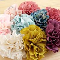 大きな布花キット~大きなお花色いろ~