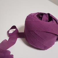 紫の絽2m(5061)
