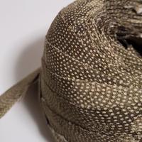 鶯色の鮫小紋(10153)