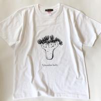 ハリー プリントTシャツ ホワイト*oneno*