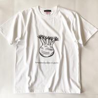グラキリスプリントTシャツ ホワイト*oneno*