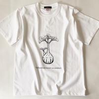 ウィンゾリープリントTシャツ ホワイト*oneno*