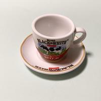 黒白淡奶 カップ&ソーサー o-008