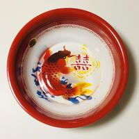 チャイナホーローボウル s-003