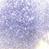 シードビーズ (JFF024 ブルー size:1.9mm 丸小)    【4g】