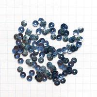 スパンコール 亀甲 4mm(FSCA168  メタリックブルー)【0.5g】