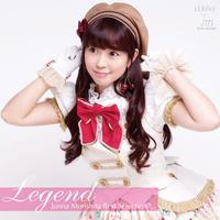 森下純菜CDアルバム「Legend」