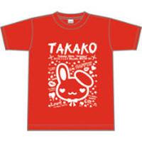 太田貴子ライブ2015.11.13限定記念Tシャツ(レッド/サイズS)