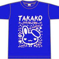 太田貴子ライブ2015.11.13限定記念Tシャツ(ジャパンブルー/サイズS)