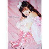 森下純菜ピンク衣装スタジオA2ポスター