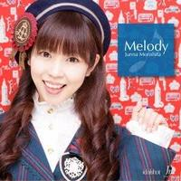森下純菜CDアルバム「Melody」