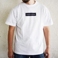 アイドントノウBOXプリントTシャツ