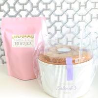 薬膳茶&米粉の薬膳シフォンセット