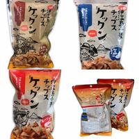 【送料無料のお得なセット】ケックン、ケックン mini、小麦粉、ぴしご8点セット A2