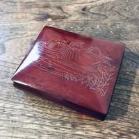 【古道具79】アンティーク 木箱