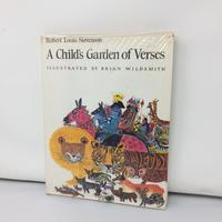 【B0106】A Child's Garden of Verses /Brian Wildsmith