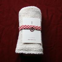 ふんわり やさしい 手つむぎのあら織タオル
