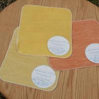 miunmの草木の布ナプキン Mサイズ