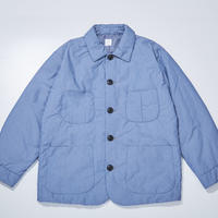 PUFF COVERALL/BLUE