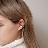 ear cuff/ SV925 - simple 13mm / 18G