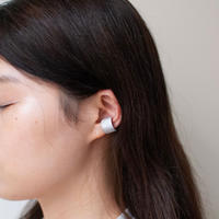 ear cuff/ Silver925 - diamond dust 13mm / R