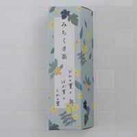 みちくさ茶【国産・びわの葉ブレンド】<ティーバッグ4包>