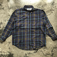 used L.L.BEAN CHECK BD SHIRTS