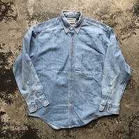 used L.L.BEAN DENIM SHIRTS