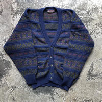 used MARIO GIORGI WOOL CARDIGAN