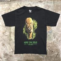 メスライオンTシャツ