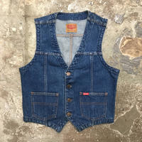BIG JOHN DENIM VEST LOT576H