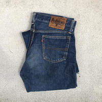 BOBSON BOOTS CUT DENIM