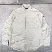 used NAPAPIJIRI LONG SLEEVE SH