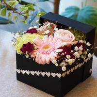 【生花】Spring BOXアレンジメント