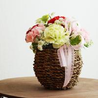 【早得対象商品】【生花】MOTHER'S DAYアレンジメント/PINK