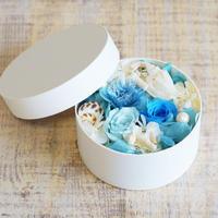 【SUMMER GIFT】プリザーブドサマーBOX/White
