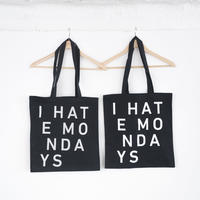 Logo Tote Bag _black