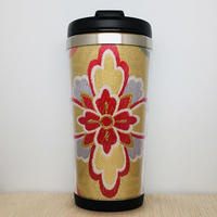 "Kimono Tumbler ""華 hana"" (h-03)"