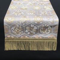 Kimono Table Runner  (tbs-60b4) 65cm